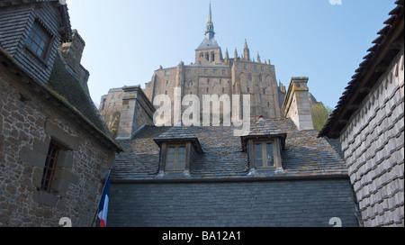 Mont St Michel - Stock Photo
