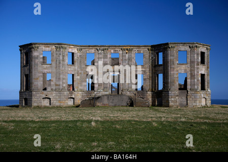 downhill house downhill demesne county londonderry derry northern ireland - Stock Photo