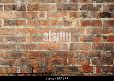 great image of an old and grungy brick wall - Stock Photo