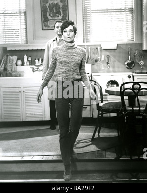 WAIT UNTIL DARK 1967 Warner Seven Arts film with Audrey Hepburn - Stock Photo
