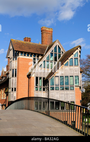 The Jerwood Library, Trinity Hall College, Cambridge England UK - Stock Photo