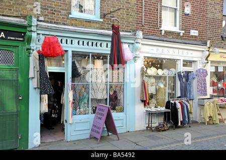 antique shop camden passage islington borough of