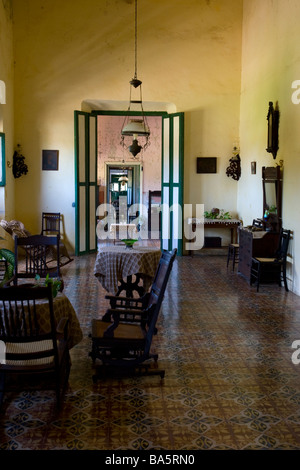 Hacienda Yaxcopoil in Mexico - Stock Photo