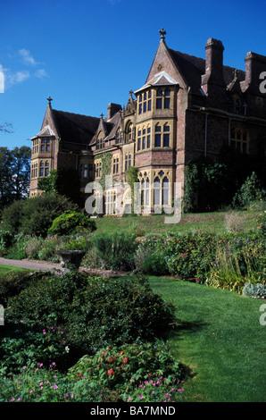 Knightshayes Court, Tiverton, Devon, England, United Kingdom - Stock Photo