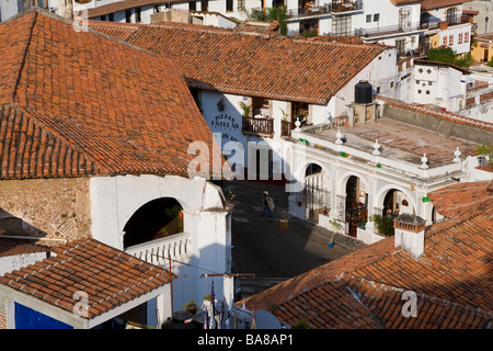 Taxco Guerrero State Mexico - Stock Photo