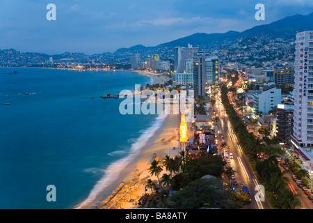 Acapulco Pacific Coast Mexico - Stock Photo