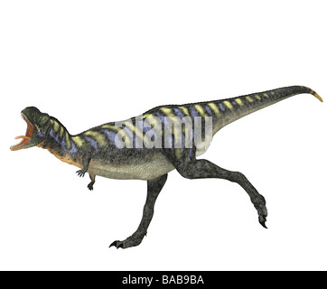 dinosaur aucasaurus - Stock Photo