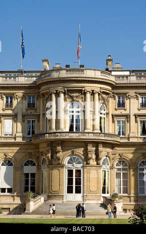 France, Paris, Quai d'Orsay, the Foreign Ministry - Stock Photo