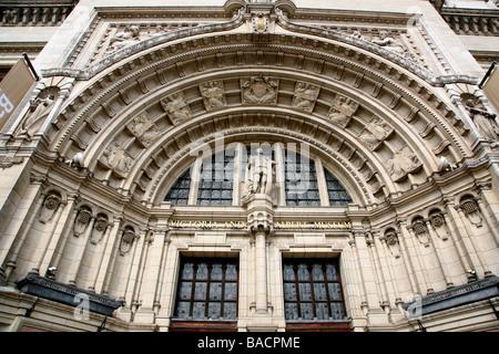 Victoria Albert Museum London 2009 - Stock Photo