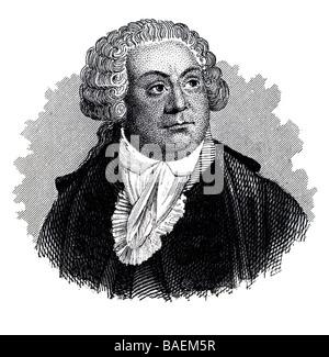 Honore Gabriel Riqueti, comte de Mirabeau - Stock Photo