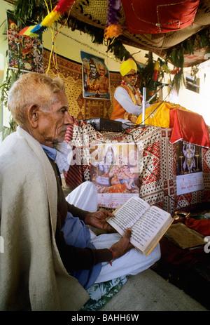 festa krisma, himachal pradesh, india, asia - Stock Photo
