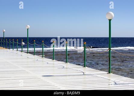 Aegypten Rotes Meer Quseir ein kleiner Ort 140 km suedlich von Hurghada xxxxx - Stock Photo