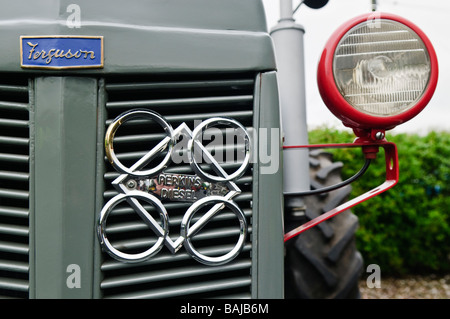 Massey Ferguson FE35 MF35 tractor released in 1955 (USA) 1956 (UK)  which became one of the most popular tractors - Stock Photo