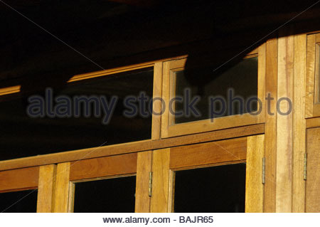 African WINDOW WINDOWS frame Cape Town South Africa Stock Photo ...