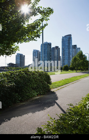 Yaletown vancouver - Stock Photo