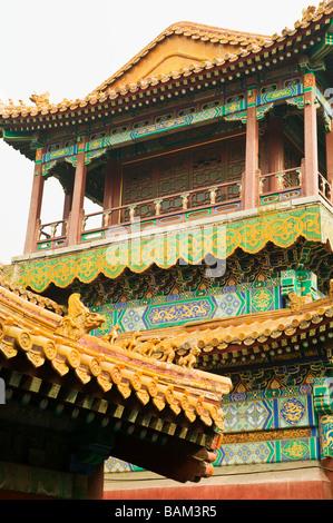 Forbidden city beijing - Stock Photo