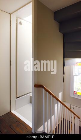 PRIVATE HOUSE, ULLMAYER SYLVESTER ARCHITECTS, LONDON, UNITED KINGDOM - Stock Photo