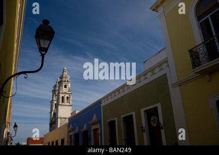 Campeche Mexico - Stock Photo