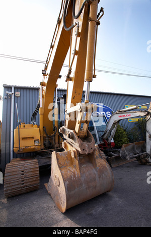 JCG Digger - Stock Photo