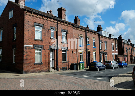 Victorian back to back terrace houses leeds west for Whats a terraced house