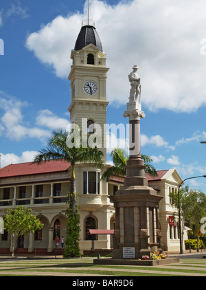 Bundaberg Post office - Stock Photo