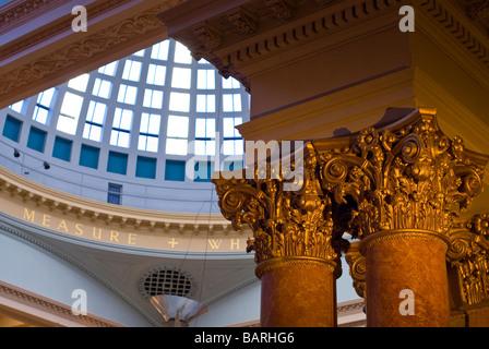 Royal Exchange Theatre - Stock Photo