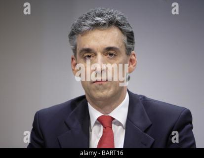 Frank APPEL CEO of Deutsche Post AG Bonn Germany - Stock Photo