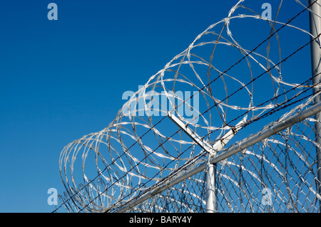 US ANGOLA - Louisiana State Prison. PHOTO GERRIT DE HEUS - Stock Photo