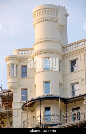 The Palace Hotel Southend on Sea Essex England UK - Stock Photo
