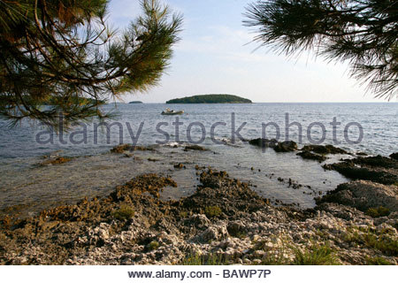 fontane  litorale  istria  croazia  europe - Stock Photo