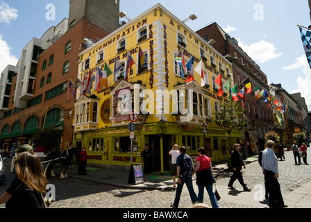 Cafe Italiano Temple Bar