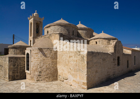 Agia Paraskevi Church, Orthodox church, Geroskipou, near Pafos, South Cyprus, Cyprus - Stock Photo