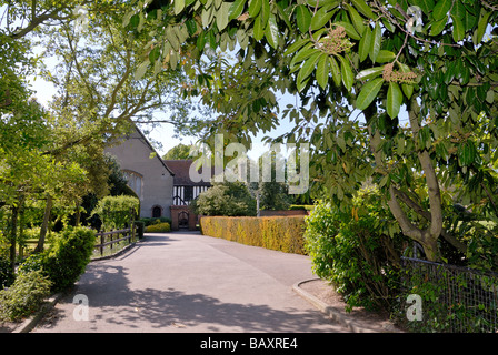 Priory Park Prittlewell Southend on Sea Essex England UK - Stock Photo