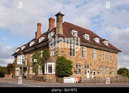UK Gloucestershire Forest of Dean Speech House Hotel - Stock Photo
