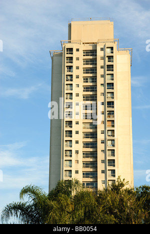 Housing commission social housing project: high rise living. - Stock Photo
