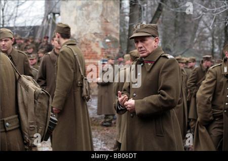 Katyn Year : 2007 Poland Director : Andrzej Wajda Jan Englert - Stock Photo