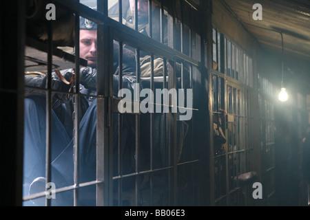 Katyn Year : 2007 Poland Director : Andrzej Wajda Pawel Malaszynski - Stock Photo