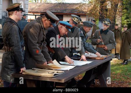 Katyn Year : 2007 Poland Director : Andrzej Wajda - Stock Photo