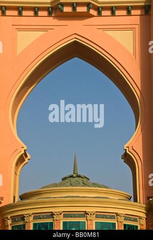 Hotel Atlantis The Palm Dubai - Stock Photo