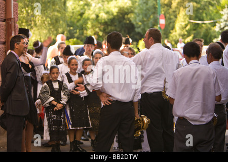 Music and dance in traditional romanian style wedding party baroque stock photo royalty free - Traditional style wedding romania ...