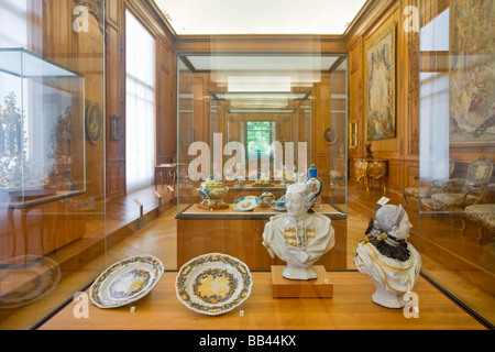 PETIT PALAIS MUSEUM PARIS FRANCE - Stock Photo