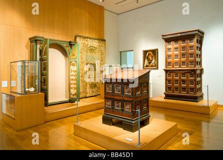 MUSEE D ART ET D HISTOIRE DU JUDAISME PARIS - Stock Photo