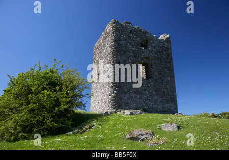 moyry castle south county armagh northern ireland uk - Stock Photo