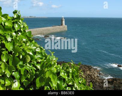 St Peter Port Bailiwick of Guernsey Channel Islands EU 2009 - Stock Photo