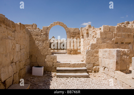 The remains of Avdat - Stock Photo