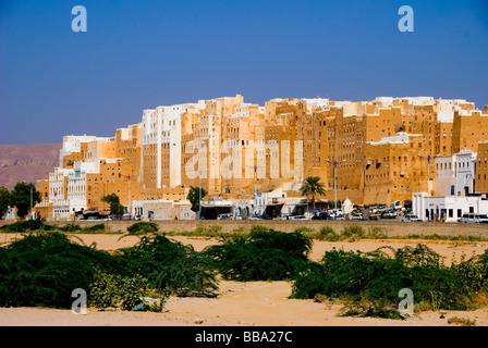 Shibam, Yemen - Stock Photo