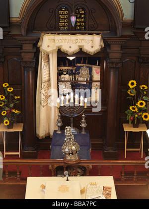 Jewish Synagogue - Stock Photo