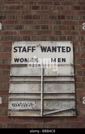 job board - Stock Photo