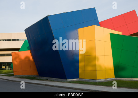 Strong National Museum of Play Rochester New York Monroe County - Stock Photo