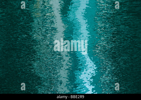 Abstract water pattern - Stock Photo